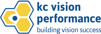 Kansas City Vision Performance Center Logo