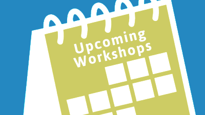October 27th Workshops - Sign up now!